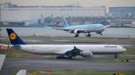 mojioさんが、羽田空港で撮影したルフトハンザドイツ航空 A340-642Xの航空フォト(飛行機 写真・画像)