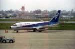 Love Airbus350さんが、福岡空港で撮影した全日空 737-281/Advの航空フォト(写真)