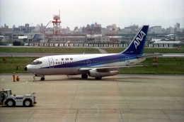Love Airbus350さんが、福岡空港で撮影した全日空 737-281/Advの航空フォト(飛行機 写真・画像)