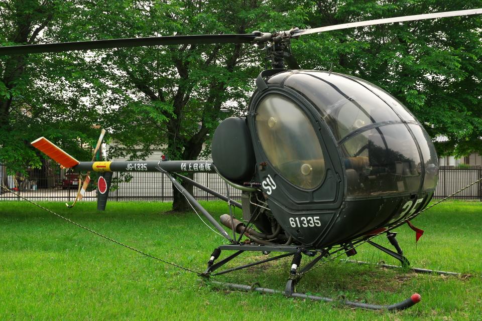 kanade/Ryo@S.O.R.A.さんの陸上自衛隊 Kawasaki TH-55 (61335) 航空フォト