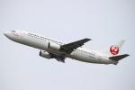 Kuuさんが、関西国際空港で撮影した日本トランスオーシャン航空 737-446の航空フォト(飛行機 写真・画像)