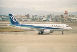 Love Airbus350さんが、福岡空港で撮影した全日空 A320-211の航空フォト(飛行機 写真・画像)