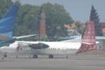 cassiopeiaさんが、デンパサール国際空港で撮影したトランスヌサ・アヴィエーション・マンディリ 50の航空フォト(写真)