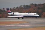 tsubasa0624さんが、広島空港で撮影したアイベックスエアラインズ CL-600-2C10 Regional Jet CRJ-702の航空フォト(写真)