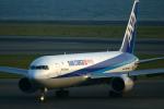 静浜つばささんが、中部国際空港で撮影した全日空 767-381F/ERの航空フォト(写真)