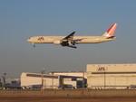 wingledさんが、成田国際空港で撮影した日本航空 777-346/ERの航空フォト(写真)