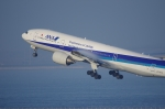 ken-kenさんが、羽田空港で撮影した全日空 777-281/ERの航空フォト(写真)