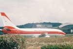 Love Airbus350さんが、福岡空港で撮影した日本トランスオーシャン航空 737-2Q3/Advの航空フォト(写真)