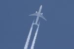 みゆゆさんが、函館空港で撮影した日本航空 777-346/ERの航空フォト(写真)