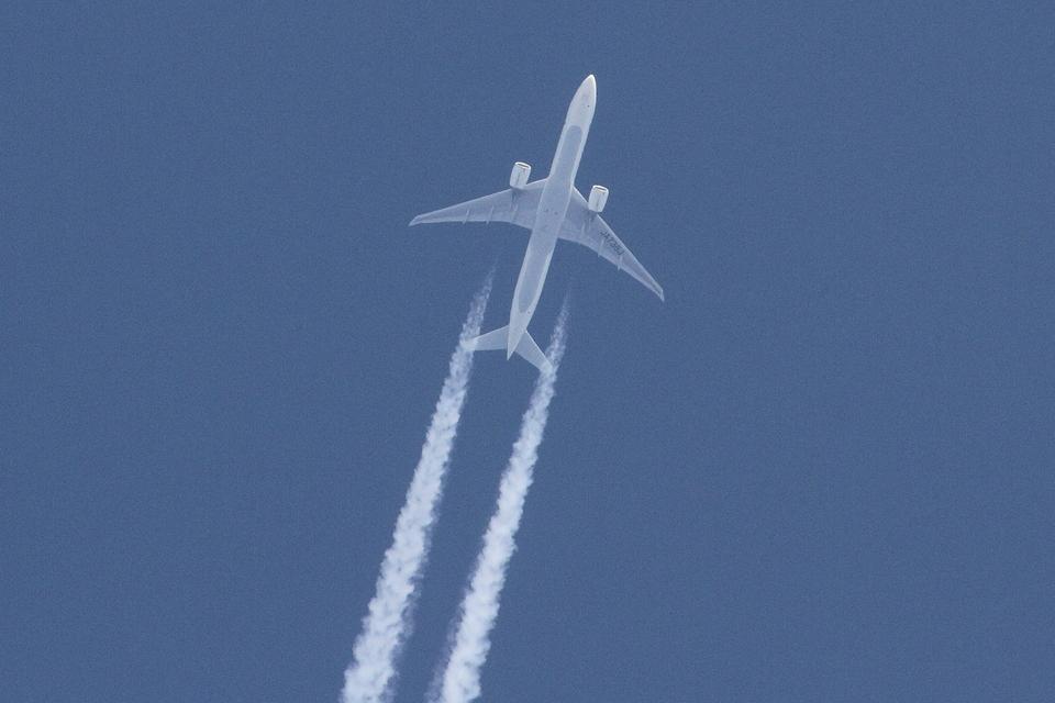 みゆゆさんの日本航空 Boeing 777-300 (JA738J) 航空フォト