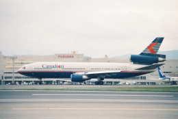 Love Airbus350さんが、福岡空港で撮影したカナディアン航空 DC-10-30/ERの航空フォト(飛行機 写真・画像)