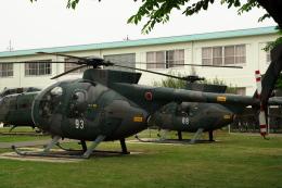 kanade/Ryo@S.O.R.A.さんが、宇都宮飛行場で撮影した陸上自衛隊 OH-6Dの航空フォト(飛行機 写真・画像)