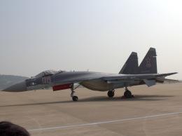 Mame @ TYOさんが、珠海金湾空港で撮影したロシア空軍 Su-35の航空フォト(飛行機 写真・画像)