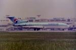 Hitsujiさんが、福岡空港で撮影した大韓航空 727-281/Advの航空フォト(写真)