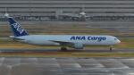 誘喜さんが、羽田空港で撮影した全日空 767-381/ER(BCF)の航空フォト(写真)