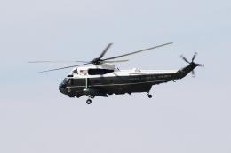 ZONOさんが、ロサンゼルス国際空港で撮影したアメリカ海兵隊 VH-3D Sea King (S-61B)の航空フォト(飛行機 写真・画像)