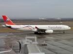さとうさんが、新千歳空港で撮影したトランスアジア航空 A330-343Xの航空フォト(写真)