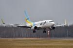 Cimarronさんが、帯広空港で撮影したAIR DO 737-781の航空フォト(写真)
