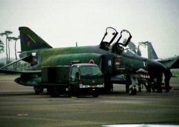 空の旅人さんが、茨城空港で撮影した航空自衛隊 RF-4EJ Phantom IIの航空フォト(飛行機 写真・画像)
