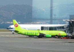 航空フォト:VQ-BKV S7航空 737-800