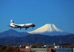 ケロさんが、立川飛行場で撮影した航空自衛隊 YS-11-105FCの航空フォト(写真)