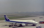 Hitsujiさんが、羽田空港で撮影した全日空 A320-211の航空フォト(写真)
