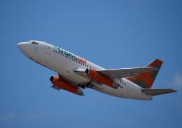 航空フォト:N306AL トランスエア 737-200