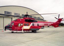 空の旅人さんが、立川飛行場で撮影した東京消防庁航空隊 AS332L1 Super Pumaの航空フォト(飛行機 写真・画像)