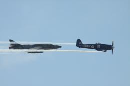 Koenig117さんが、ミリテール・ド・ペイエルヌ飛行場で撮影したUntitled Sea Fury FB.11の航空フォト(飛行機 写真・画像)
