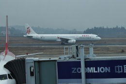 Shotaroさんが、長沙黄花国際空港で撮影した香港ドラゴン航空 A321-231の航空フォト(飛行機 写真・画像)