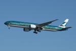 SKYLINEさんが、羽田空港で撮影したキャセイパシフィック航空 777-367/ERの航空フォト(飛行機 写真・画像)