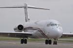B747‐400さんが、羽田空港で撮影したスワジランド政府 MD-87 (DC-9-87)の航空フォト(写真)