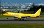 rjnsphotoclub-No.07さんが、静岡空港で撮影したフジドリームエアラインズ ERJ-170-200 (ERJ-175STD)の航空フォト(写真)