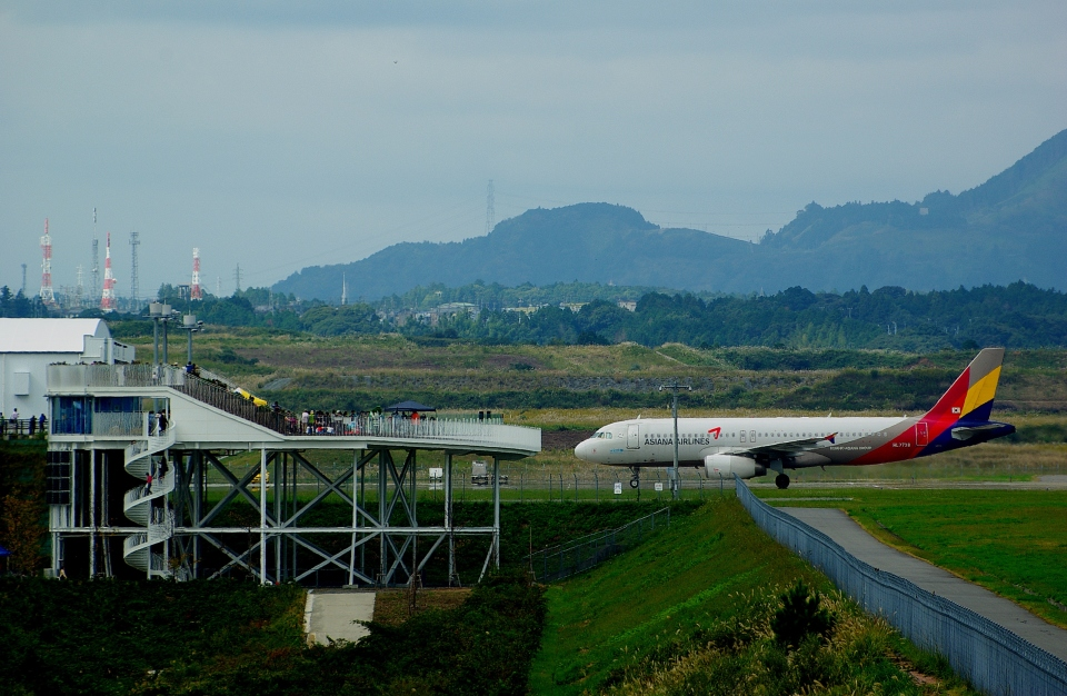 rjnsphotoclub-No.07さんのアシアナ航空 Airbus A320 (HL7738) 航空フォト