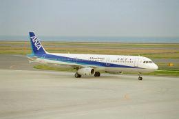 はるさんが、山口宇部空港で撮影した全日空 A321-131の航空フォト(飛行機 写真・画像)