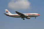 ATOMさんが、新千歳空港で撮影した中国東方航空 A300B4-605Rの航空フォト(写真)