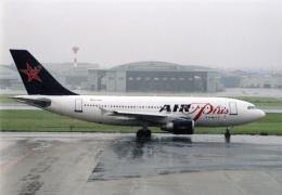 amagoさんが、名古屋飛行場で撮影したエア・プラス・コメット A310-324/ETの航空フォト(飛行機 写真・画像)
