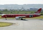 富山空港 - Toyama Airport [TOY/RJNT]で撮影された遠東航空 - Far East Air Transport [FE/FAT]の航空機写真