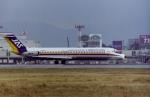 Hitsujiさんが、福岡空港で撮影した日本エアシステム DC-9-41の航空フォト(写真)