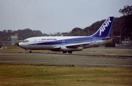 Hitsujiさんが、福岡空港で撮影したエアーニッポン 737-281/Advの航空フォト(飛行機 写真・画像)