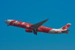 パンダさんが、成田国際空港で撮影したエアアジア・エックス A330-343Xの航空フォト(飛行機 写真・画像)