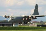 Koenig117さんが、ミリテール・ド・ペイエルヌ飛行場で撮影したアラブ首長国連邦空軍 C-130H Herculesの航空フォト(写真)