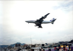 JEE3@HKさんが、啓徳空港で撮影した全日空の航空フォト(写真)