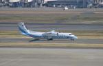 uhfxさんが、羽田空港で撮影した海上保安庁 DHC-8-315Q MPAの航空フォト(飛行機 写真・画像)