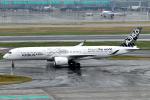 Chofu Spotter Ariaさんが、羽田空港で撮影したエアバス A350-941XWBの航空フォト(飛行機 写真・画像)