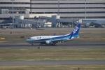 uhfxさんが、羽田空港で撮影した全日空 737-781の航空フォト(写真)