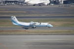 uhfxさんが、羽田空港で撮影した海上保安庁 DHC-8-315 Dash 8の航空フォト(飛行機 写真・画像)