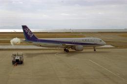 はるさんが、山口宇部空港で撮影した全日空 A320-211の航空フォト(飛行機 写真・画像)