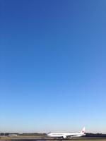hkg blue skyさんが、成田国際空港で撮影した日本航空 777-346/ERの航空フォト(飛行機 写真・画像)