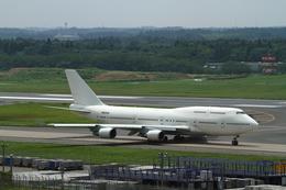 にしやんさんが、成田国際空港で撮影したウェルズ・ファーゴ・バンク・ノースウェスト 747-446の航空フォト(飛行機 写真・画像)